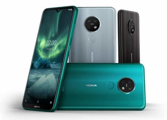 سعر Nokia 7.2 مع مواصفاته التقنية و المميزات 1