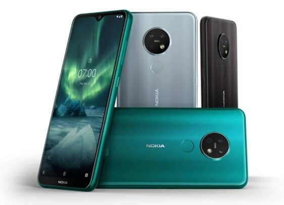 سعر و مواصفات Nokia 7.2 - مميزات و عيوب نوكيا 7.2 1