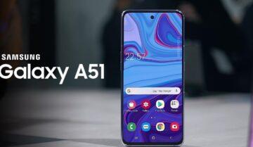 سعر Samsung Galaxy A51 مع مواصفاته التقنية و المميزات 4