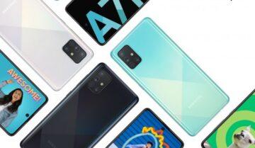 سعر Samsung Galaxy A71 مع مواصفاته التقنية و المميزات 3