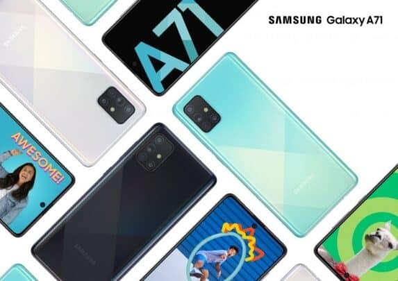 سعر و مواصفات Samsung Galaxy A71 - مميزات و عيوب سامسونج جالاكسي اي 71 1