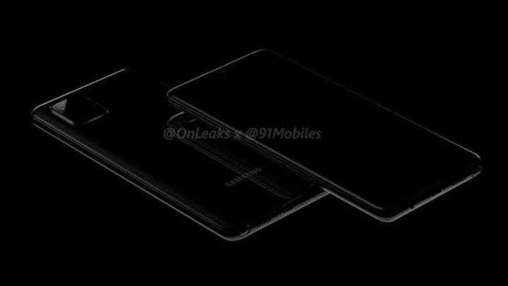 كل ما نعرفه عن هاتف Galaxy Note 10 lite المنتظر 2