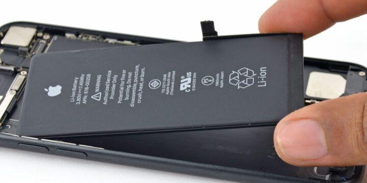 عرض نسبة البطارية المتبقية في iPhone 11 1