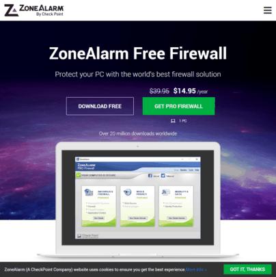أفضل برامج Firewall مجانية للتحميل على ويندوز 10 1