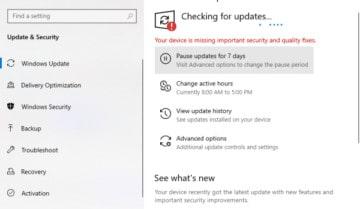 تثبيت windows 10 update في Safe Mode 6