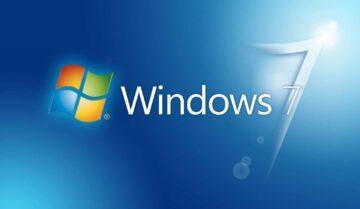 كيف تستخدم Windows 7 بعد إنتهاء الدعم 8