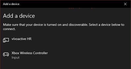 طريقة توصيل ذراع Xbox مع أجهزة ويندوز 10 4