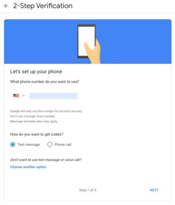4 طرق حماية حساب جوجل الخاص بك من السرقة 5