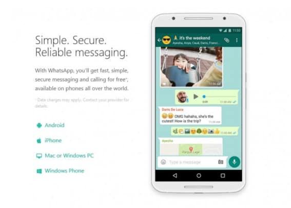 WhatsApp يوقف الدعم عن الأجهزة القديمة 2