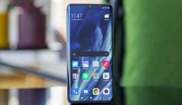 إشاعة : هاتف Mi 10 سيأتي ببطارية عملاقة 6