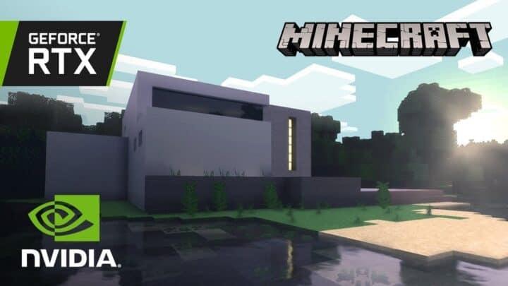 عالم minecraft RTX هو الأفضل لإستعراض تقنيات RTX 1