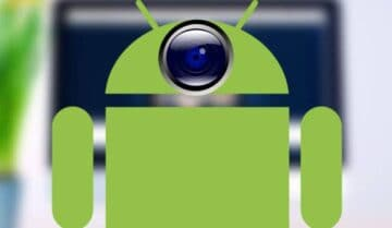 إستخدام هاتف android بدل Webcam على ويندوز 10 11