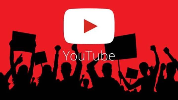 تسريع اليوتيوب