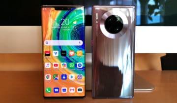 اطلاق Huawei Mate 30 Pro في المملكة السعودية بهدايا مغرية 30