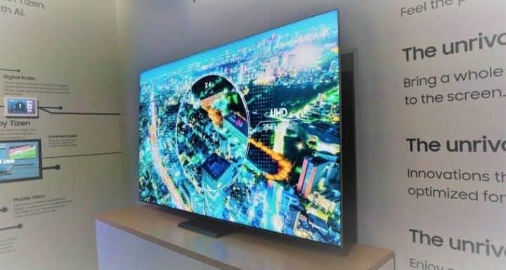 ماذا قدمت سامسونج في معرض CES 2020 ؟ 2