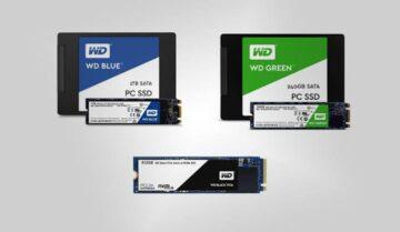 الفرق بين انواع SSD المختلفة NVMe و Sata بالتفصيل 1