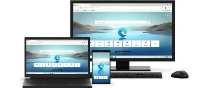 اطلاق Microsoft Edge الجديد النسخة المستقرة اخيراً 2