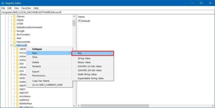 كيفية ايقاف تثبيت Microsoft Edge الجديد على جهازك الشخصي. 5