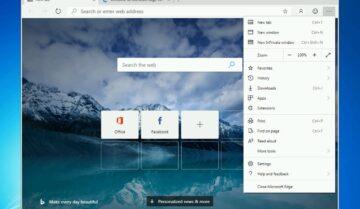 تجربة النسخة الجديدة من Microsoft Edge مايكروسوفت ايدج