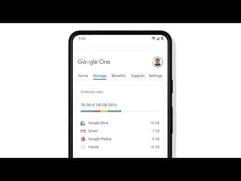 مميزات اشتراك Google One التي تجعله هاماً 2