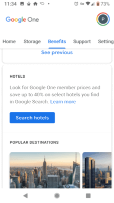 مميزات اشتراك Google One التي تجعله هاماً 7