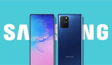 سعر Samsung Galaxy S10 Lite مع مواصفاته التقنية و المميزات 1