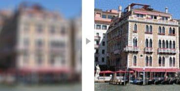 الفرق بين تقنيات التركيز في الكاميرات camera focus المختلفة 2