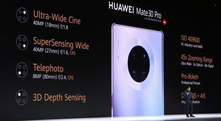اطلاق Huawei Mate 30 Pro في المملكة السعودية بهدايا مغرية 2