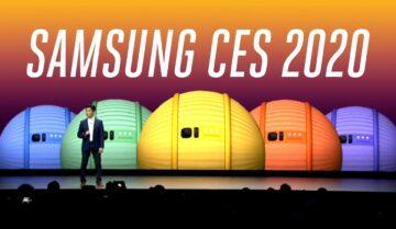 ماذا قدمت سامسونج في معرض CES 2020 ؟ 7