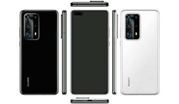 ماذا نعرف عن هاتف Huawei P40 القادم 1