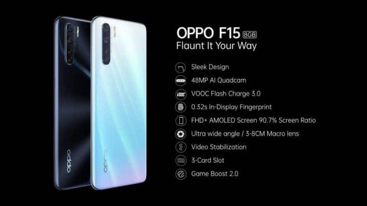 مواصفات و مميزات Oppo F15 و العيوب مع السعر 5