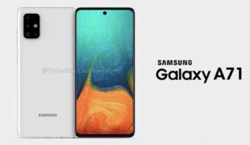 مواصفات و مميزات Galaxy A71 مع عيوبه و التعليق على السعر 61