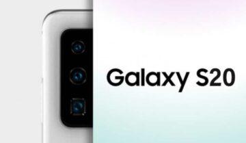 موعد الإعلان عن Galaxy s20