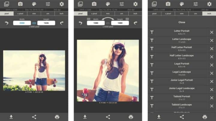 افضل تطبيقات تغيير حجم الصور على اندرويد يناير 2020 2