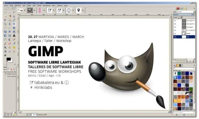 بديل Photoshop : إستخدام GiMP لإزالة الخلفية 1