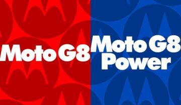 Motorola ستعلن عن G8 بنظام اندرويد 10 6