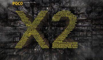 Poco X2 قادم في 4 فبراير 2020 14