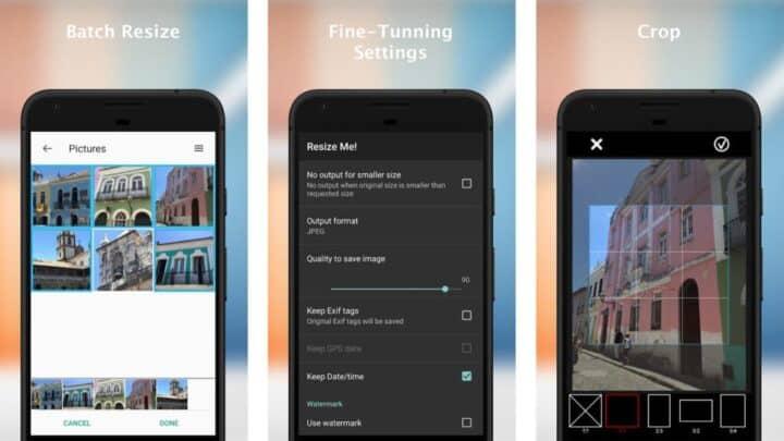 افضل تطبيقات تغيير حجم الصور على اندرويد يناير 2020 4