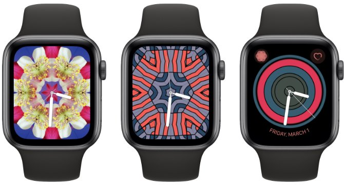 أفضل Apple watch Face في 2020 4