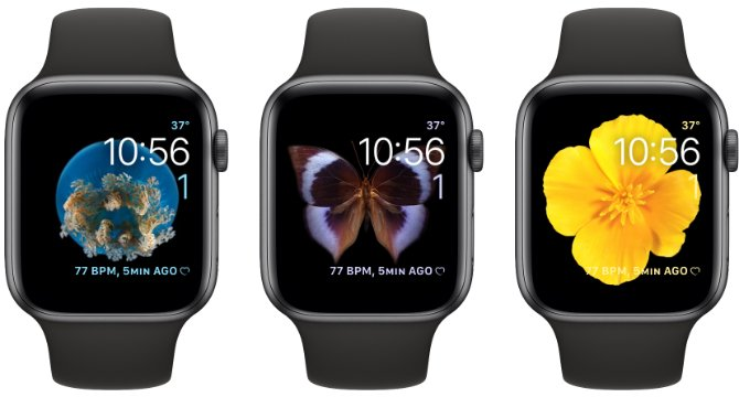 أفضل Apple watch Face في 2020 1