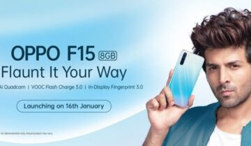 الكشف عن مواصفات Oppo F15 بعد الإعلان عنه 2