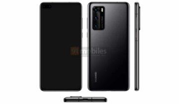 ماذا نعرف عن هاتف Huawei P40 القادم 3