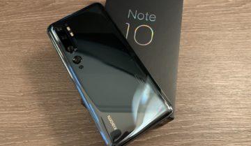 سعر Mi Note 10 في مصر رسمياً بعد إطلاقه 7