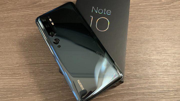 سعر Mi Note 10 في مصر رسمياً بعد إطلاقه 1