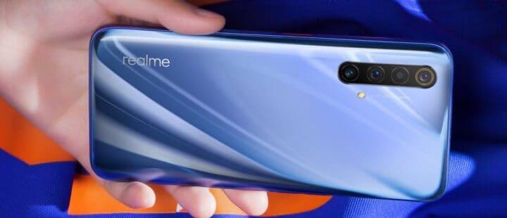 الإعلان عن ريلمي اكس 50 Realme X50 5G الجديد 1