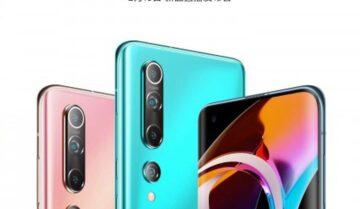 الإعلان عن هاتف Xiaomi Mi 10 رسمياً من شاومي 11