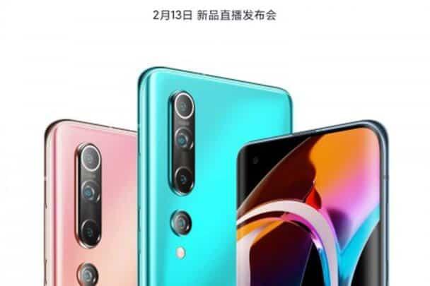 الإعلان عن هاتف Xiaomi Mi 10 رسمياً من شاومي 1