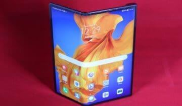 الإعلان عن هواوي Huawei Mate XS القابل للطي 9