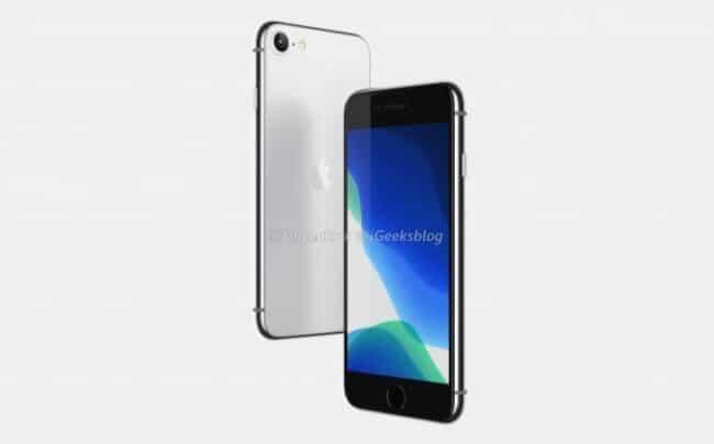 الإعلان عن iPhone 9 في منتصف مارس القادم 1