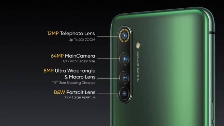 مواصفات ريلمي Realme X50 Pro 5G و مميزاته و السعر 5